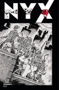 [Nyx #1 (Cover S TMNT Homage Haeser GS Variant) (Product Image)]