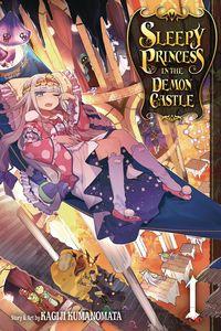 [Sleepy Princess In Demon Castle: Volume 1 (Product Image)]