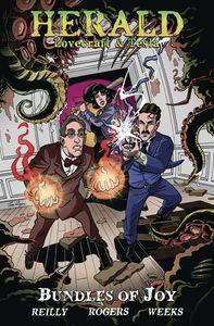 [Herald: Lovecraft & Tesla: Bundles Of Joy (Product Image)]