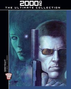[2000AD: Ultimate Graphic Novel Collection: Volume 90: Greysuit (Product Image)]