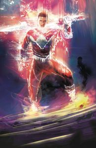[Mighty Morphin Power Rangers #40 (Showcase R Limited Variant) (Product Image)]