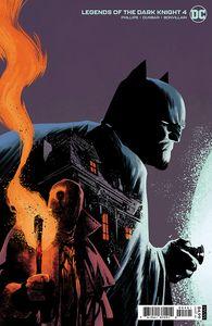 [Legends Of The Dark Knight #4 (Rafael Albuquerque Cardstock Variant) (Product Image)]