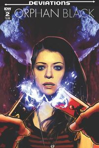 [Orphan Black: Deviations #2 (Product Image)]