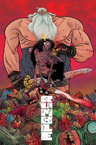 [Rumble #17 (Cover C Rubin) (Product Image)]