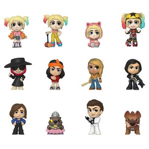 [Birds Of Prey: Mystery Minis (Product Image)]
