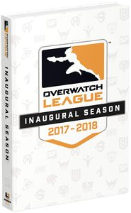 [Overwatch: League 2017-2018 (Hardcover) (Product Image)]