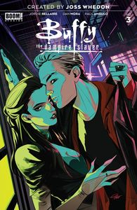 [Buffy The Vampire Slayer #3 (25 Copy Walsh Incentive) (Product Image)]