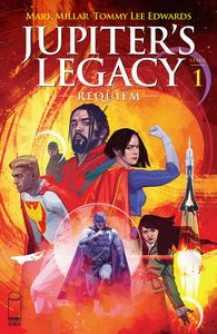 [Jupiter's Legacy: Requiem #1 (Cover A Edwards) (Product Image)]