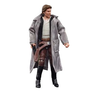 [Star Wars: Return Of The Jedi: Vintage Collection Action Figure: Han Solo (Endor) (Product Image)]