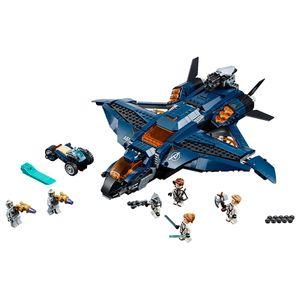 [LEGO: Avengers: Endgame: Playset: Ultimate Quinjet (Product Image)]