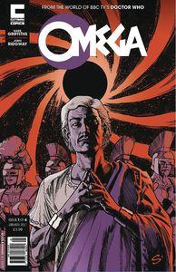 [Omega #1 (Cover C Stephen B Scott) (Product Image)]