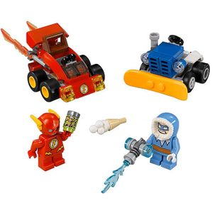 [DC: Lego Superheroes: Mighty Micros: The Flash Vs Captain Cold (Product Image)]