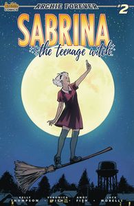 [Sabrina The Teenage Witch #2 (Cover C Ibanez) (Product Image)]