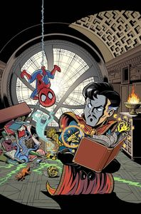 [Marvel Super Hero Adventures: The Spider-Doctor #1 (Product Image)]