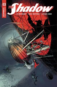 [The Shadow #3 (Cover B Kaluta) (Product Image)]