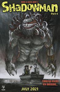 [Shadowman (2020) #4 (Cover C Gimenez) (Product Image)]