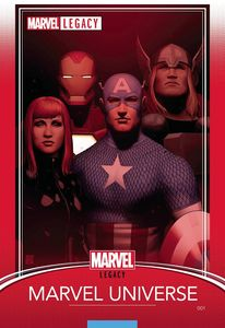 [Marvel Legacy #1 (Christopher Trading Card Variant) (Product Image)]