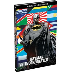 [Legends Of Batman: DC Graphic Novel Collection: Volume 62: Batman Incorporated Volume 1 (Product Image)]