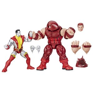 [Marvel Legends 80th Anniversary Action Figure: Colossus & Juggernaut 2-Pack (Product Image)]