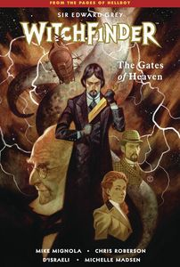 [Witchfinder: Volume 5: Gates Of Heaven (Product Image)]