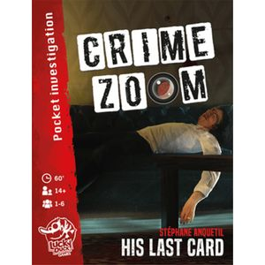[Crime Zoom: His Last Word (Product Image)]