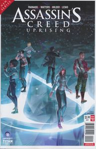 [Assassins Creed: Uprising #2 (Cover A Sunsetagain) (Product Image)]