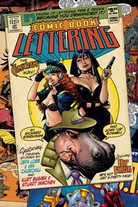 [Comic Book Lettering The Comicraft Way (New Printing) (Product Image)]