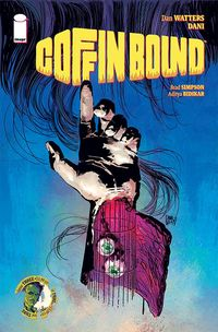 [The cover for Coffin Bound #3]