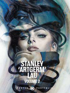 [DC Poster Portfolio: Stanley Artgerm Lau: Volume 2 (Product Image)]