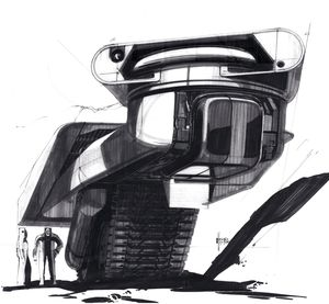 [Blad Runner: 2029 (Syd Mead Pack) (Product Image)]