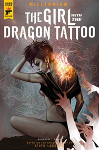 [Hard Case Crime: Millennium: The Girl With The Dragon Tattoo #2 (Cover A Iannicello) (Product Image)]
