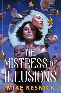 [Dreamscape Trilogy: Book 2: The Mistress Of Illusions (Hardcover) (Product Image)]