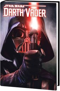 [Star Wars: Darth Vader By Soule: Omnibus (Camuncoli DM Variant Hardcover) (Product Image)]