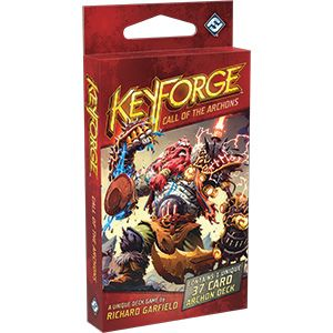 [Keyforge: Call Of The Archonsarchon: Archon Deck (Product Image)]