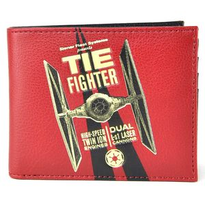 [Star Wars: Wallet: TIE Fighter (Product Image)]