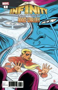 [Infinity Countdown: Adam Warlock #1 (Allred Variant) (Legacy) (Product Image)]