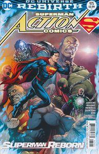 [Action Comics #975 (Variant Edition) (Superman Reborn Part 2) (Product Image)]