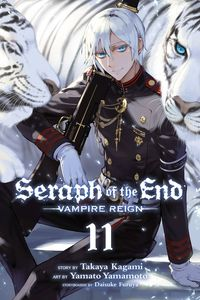 [Seraph Of The End: Vampire Reign: Volume 11 (Product Image)]