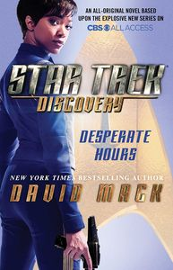 [Star Trek: Discovery: Desperate Hours (Product Image)]