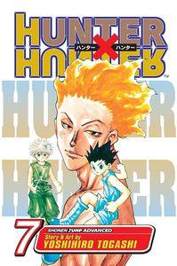 [Hunter X Hunter: Volume 7 (Product Image)]