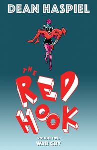 [The Red Hook: Volume 2: War Cry (Product Image)]