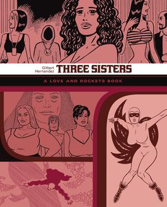 [The Sisters: The Love & Rockets Library: Volume 7 (Product Image)]