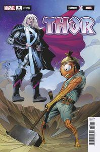 [Thor #9 (Larroca Fortnite Variant) (Product Image)]