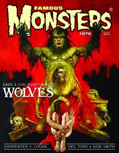 [Famous Monsters Of Filmland #276 (Wolves Variant Cover) (Product Image)]