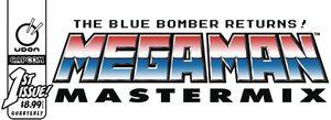 [Mega Man: Mastermix #1 (Cover C Blank Sketch) (Product Image)]