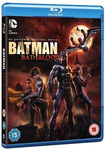 [Batman: Bad Blood (Blu-Ray/DVD) (Product Image)]
