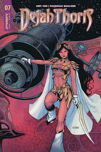 [Dejah Thoris #7 (Cover C Chen) (Product Image)]