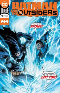 [Batman & The Outsiders #9 (Product Image)]