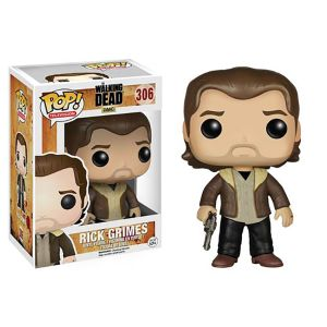 [Walking Dead: Series 5 Pop! Vinyl Figures: Rick Grimes (Product Image)]