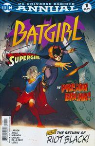 [Batgirl: Annual #1 (Product Image)]